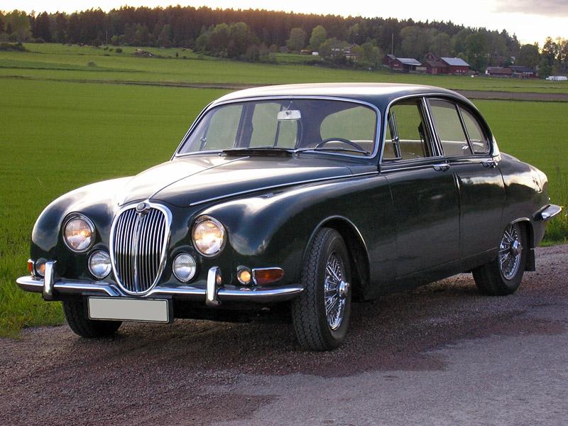 Jaguar Type S 1966